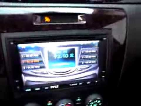 Pyle Car Stereo Installed In 2012 Chevy Impala Youtube