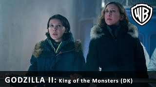 Godzilla II: King of the Monsters - Official Trailer 2 (DK)