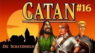 Let´s Play virtuell Brettspiel: Die Siedler von Catan #16