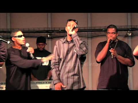 Bone Thugs-N-Harmony - See Me Shine (Live) HD - ALL 5 MEMBERS AT THINK TANK 3