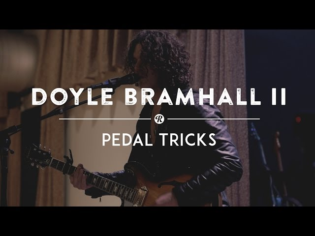 Doyle Bramhall II on Building Blues Tones with Fuzz and Drive Pedals | Reverb Pedal Tricks