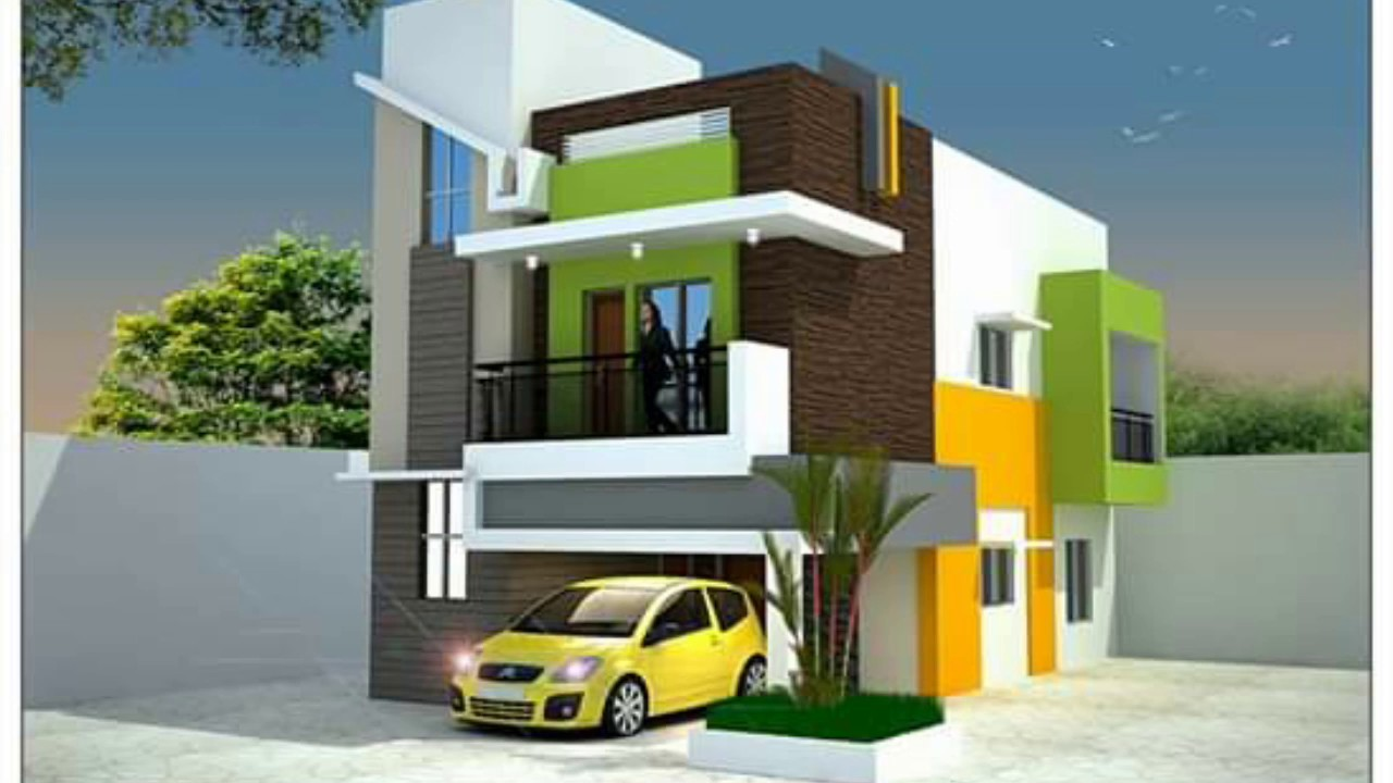 Latest Model Houses In Tamil Nadu All Builders New Model House Plan Designs Style Houses