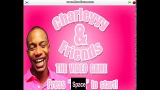 Charleyyy & Friends Video Game Gameplay (Turn on captions)
