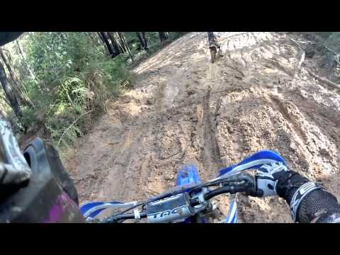 Dirt Bike Trail Ride of King Lake West, Victoria - Part 1