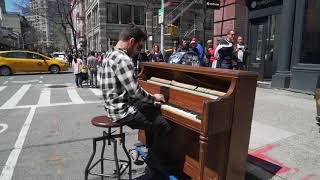 Sunday Afternoon in SoHo - a Piano Improvisation in Eb Major