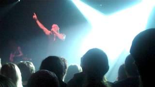 Blaze Bayley - Ten Seconds (Trix 18/12/11 - Antwerp) [HD]