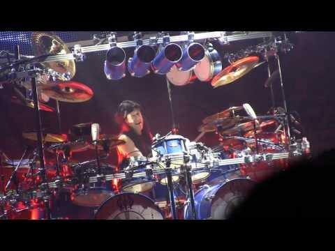 HD - Enigma Machine (with drum solo!!) - Dream Theater - Padova 2014