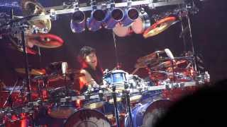 HD - Enigma Machine (with drum solo!!) - Dream Theater - Padova 2014