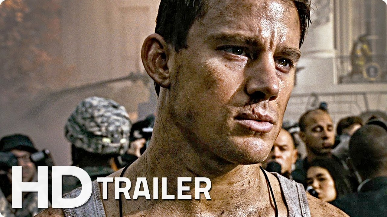 White House Down Trailer Deutsch