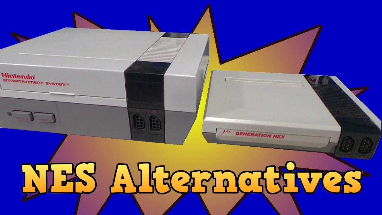 Nintendo NES Classic Alternatives and clones - YouTube