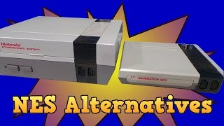 Nintendo NES Classic Alternatives and clones thumbnail