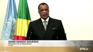 CONGO, 75 ÈME ASSISE DES NATIONS UNIES : ALLOCUTION DU PRÉSIDENT DENIS SASSOU NGUESSO