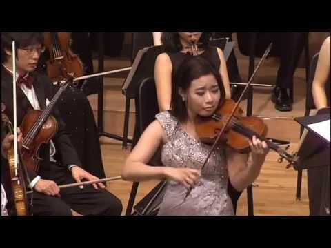 Mozart Violin Concerto No. 3 Sulki Yu Amadeus Chamber Orchestra