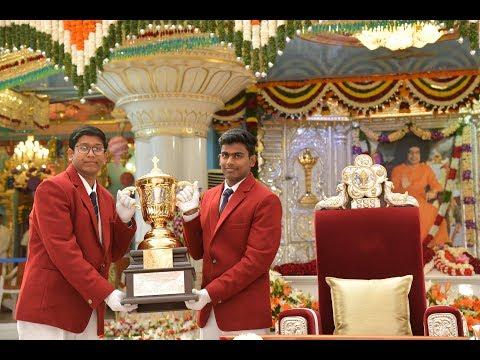 prize-distribution-ceremony-of-the-annual-sports-meet,-prasanthi-nilayam---15-jan-2018