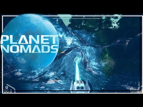 ★ Mining for resources - Ep 7 - Planet Nomads early access gameplay (let's play)