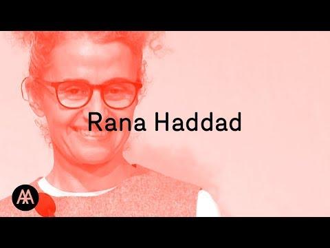Don't take it seriously - Rana Haddad