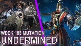 Starcraft II: Undermined [Battlecruisers vs Void Rifts]