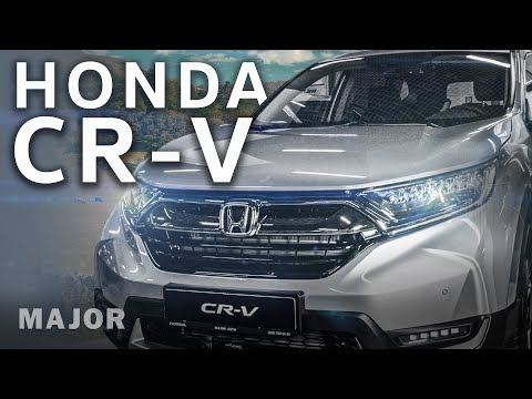 Honda CR-V 2020  идеальный автомобиль для семьи! ПОДРОБНО О ГЛАВНОМ