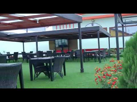 Ayiwa Restaurant, Spa, Salon & Gym is located at Achimota behind new melcom, Accra - Ghana