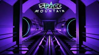 "【Disney】プラネットコースター ジェットコースター 「スペースマウンテン・改」/""Super Space Mountain!?"" Roller coaster at Planet Coaster"