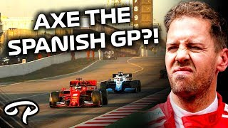 Should the Spanish Grand Prix be Axed?! Zandvoort Replacement?! - 2019 Spanish GP Preview