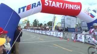 Чемпионат России по велоспорту на шоссе, групповая гонка мужчины 19-22 года, 170 км г. Тула