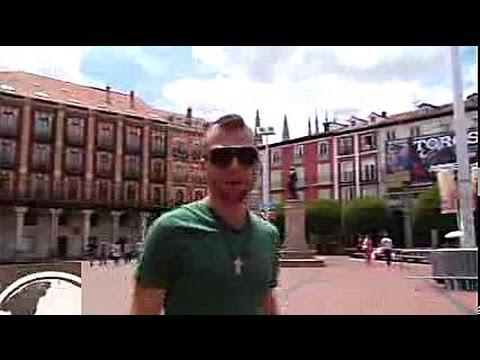 Plaza Mayor - Burgos, Spain