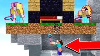 Video HOW DID THEY NOT SEE THIS... (Minecraft Bed Wars) download MP3, 3GP, MP4, WEBM, AVI, FLV Februari 2018