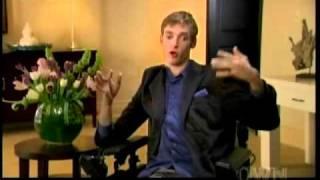 Repeat youtube video Zach Anner interviews Oprah
