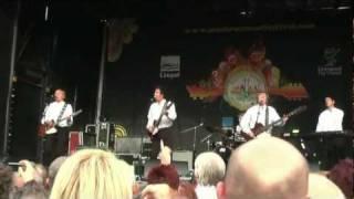 Merseybeats - Sorrow / Hi Ho Silver Lining - Mathew Street Festival 2011