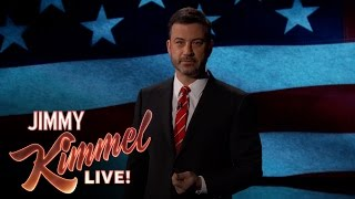 Jimmy Kimmel Also Takes an Oath