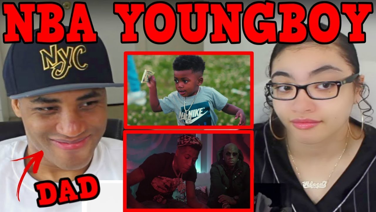 MY DAD REACTS TO NBA YOUNGBOY Through The Storm | YoungBoy Never Broke Again Outside Today REACTION
