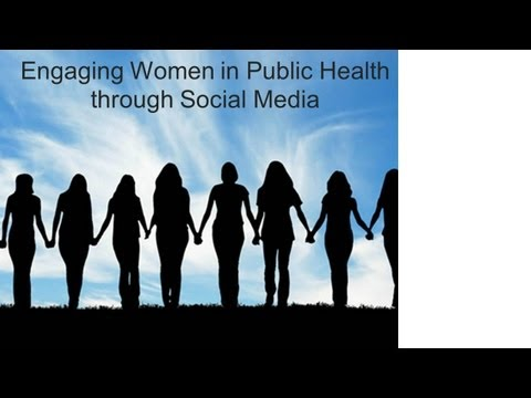 Engaging Women in Public Health