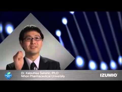 IZUMIO ‐Best selling hydrogenated water in Japan  English, Spanish, Japanese Subtitles