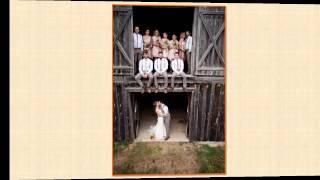 Wedding Ideas Set In The Outdoor - Rustic Barn Wedding