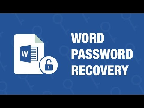 Word Password Recovery - How to Recover Microsoft Office Word Password