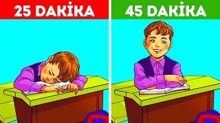 Okuldaki Ders Saatinin Tam Olarak 45 Dakika Sürmesinin Sebebi