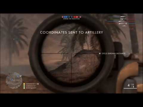 Battlefield 1 Rush (Bleed Out) Gameplay