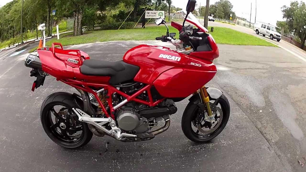 Ducati Multistrada S For Sale