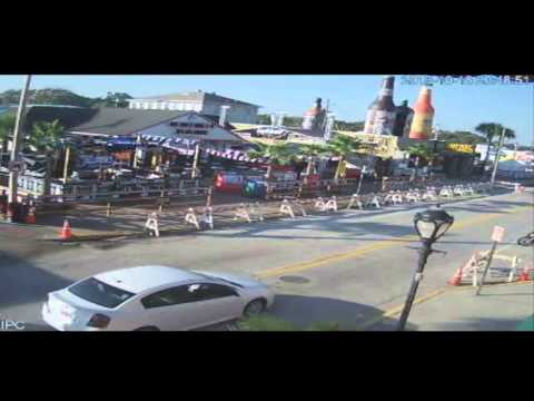 Daytona Beach Biketoberfest 2013