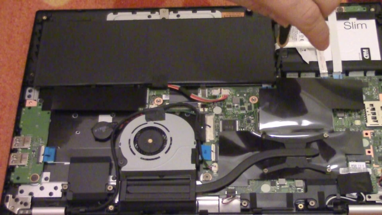 Acer Aspire R 15 R3 571t 2in1 Notebook Howto Remove Battery Itfroccs Hu Youtube
