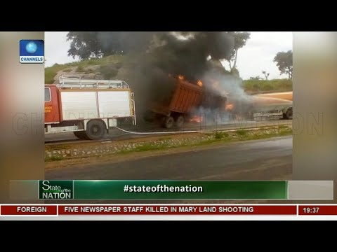 Focus On Tanker Accidents In Nigeria | State Of The Nation |