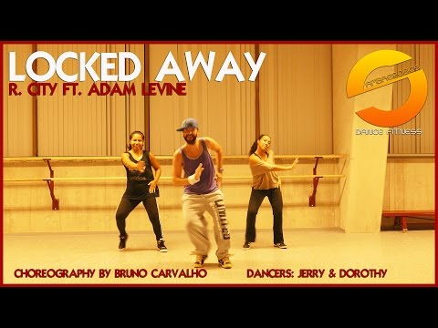 LOCKED AWAY  R City ft Adam Levine choreography
