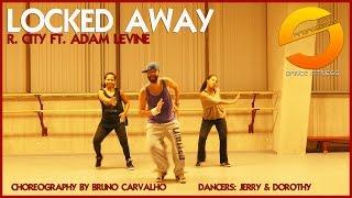 Video LOCKED AWAY - R. City ft Adam Levine (choreography) download MP3, 3GP, MP4, WEBM, AVI, FLV Agustus 2017