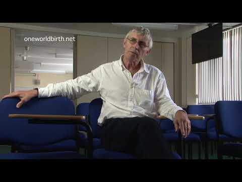 Denis Walsh birth story