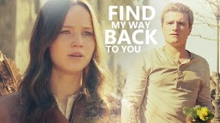 Peeta & Katinss || No distance could ever tear us apart