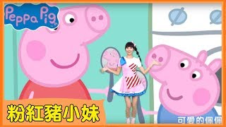 【粉紅豬小妹】全新MV!和KIWI姐姐一起唱唱跳跳!|Peppa Pig Theme Song 佩佩豬|卡通主題曲|YOYOTV 歡樂登場