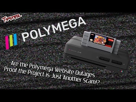 Are the Polymega Website Outages Proof the Project is Just Another Scam!?