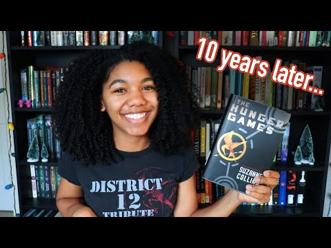 I Reread The Hunger Games A Decade Later- Still Any Good?