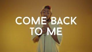 D Gerrard - Come Back To Me【Live Session】